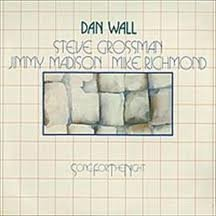 song for the night LP by DAN WALL