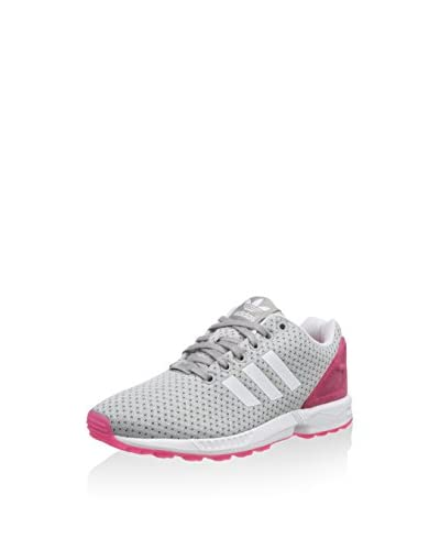 adidas Zapatillas Zx Flux Woman Gris / Fucsia / Blanco