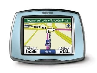 Garmin StreetPilot C510 Touch Screen Navigation System With UK Mapping