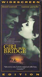 The Girl on the Bridge [VHS]