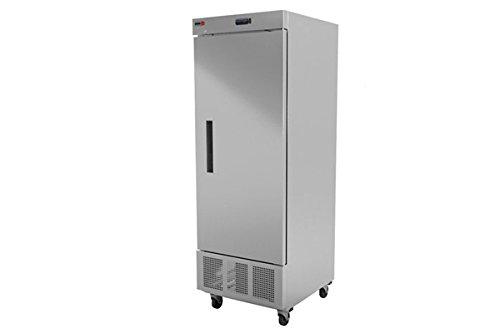 Fagor Commercial Reach-In Freezer Single Solid Door 23 Cft Value Series Model Qvf-1