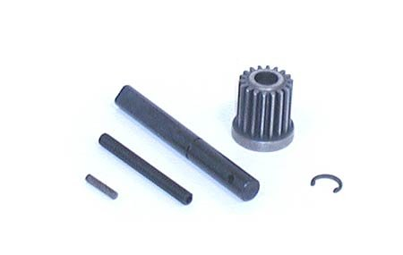 Team Losi LOSA2922 Slipper Shaft, Gear, HDW: XXX-NT