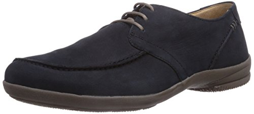 Gabor Shoes Gabor, Scarpe Derby con lacci donna, Multicolore (Mehrfarbig (nightblue/fumo)), 38