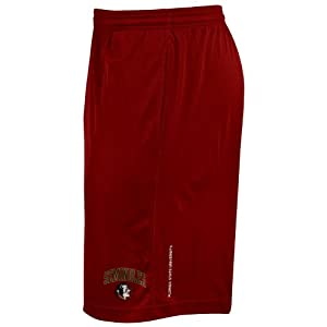NCAA Florida State Seminoles Mens Performance Micro Shorts by Under Armour