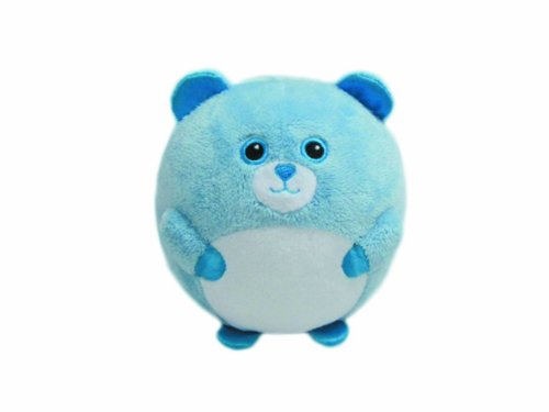Ty Beanie Ballz Bluey Baby Bear Plush - 1