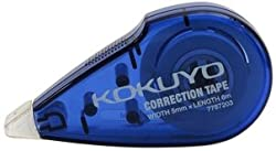 Kokuyo Correction Tape - 6m x 5m