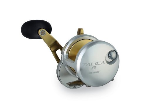 Shimano Talica TAC8 Single Speed Reel - Right-Handed