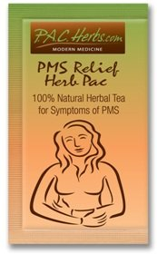 PMS Relief Herb Pac, Individual Packet
