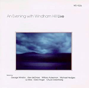 Various Artists An Evening With Windham Hill Live