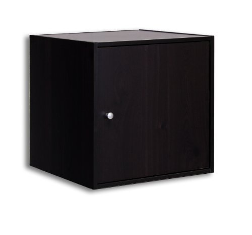 Furinno 11014 Hidup Tropika Eco Modular Cube Storage with 1 Door