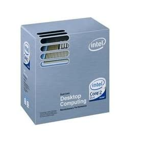 Intel Boxed Core 2 Duo E8400 3.00GHz BX80570E8400