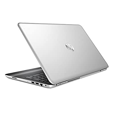 HP Pavilion 15-au620TX 15.6-inch Laptop (Core i5-7200U/8GB/1TB/Windows 10 Home/MS Office/2GB Graphics), Natural...