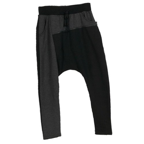 Tangda Men Harem Trousers Jogging Sports Pants Sweatpants Size Xl