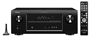 Denon AVR-2313CI Networking Home Theater Receiver with AirPlay and Powered Zone 2