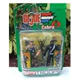 G.I.Joe vs Cobra Spytroops: Recondo vs Iron grenadier