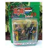 G.I.Joe vs Cobra Spytroops: Recondo vs Iron grenadier