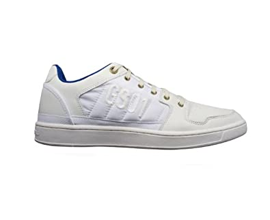 G-Star Raw Core II Gamma Lo Mens Trainers / Shoes - White - SIZE UK 7
