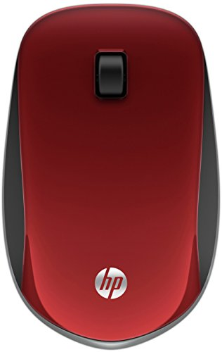 HP Z4000 Wireless Mouse, Rosso