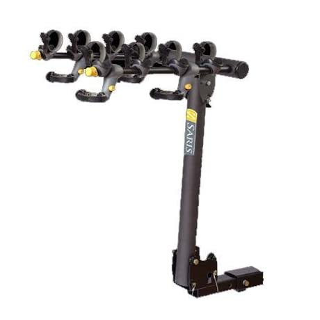Saris T-Rax Sport Folding 2 Bike Hitch Rack - Universal Hitch - 502