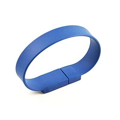 Quace 16 GB Wrist Band Fancy USB Pen Drive