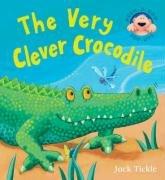 The Very Clever Crocodile (Peek a Boo Pop Ups)