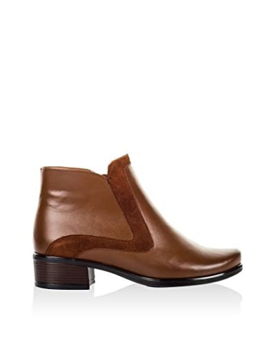 By Lady Rose Ankle Boot braun