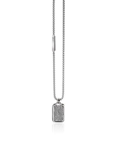 Baldessarini Collar Y2070N Plateado