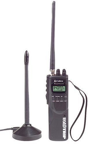 Cobra HHROADTRIP 40-Channel CB Radio