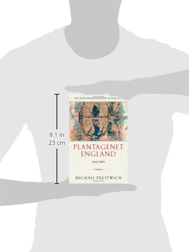 Plantagenet England: 1225-1360 (New Oxford History of England)