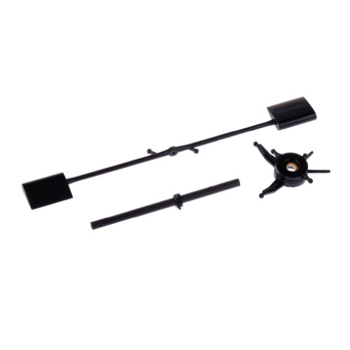 Neewer® Balanced Beam, Main Shaft And Fisheye Swash Upgrade For V911 4Ch Rc Helicopter front-502197