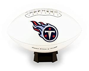NFL Tennessee Titans Signature Series Team Full Size Footballs by The License Products Company