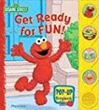 Little Pop-Up Sound Book Elmo Get Ready for Fun (Sesame Street Music Works)