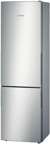 Bosch KGE39BL41 Libera installazione 250L 89L A+++ Acciaio inossidabile frigorifero con congelatore