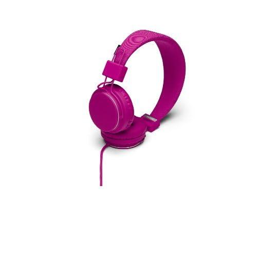 Urbanears?????????? The Plattan Headphones ?Raspberry?の写真04。おしゃれなヘッドホンをおすすめ-HEADMAN(ヘッドマン)-