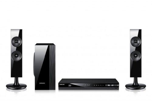 Samsung HT-ES4200 2.1 3D-Blu-ray-Heimkinosystem (500 Watt, WLAN-Ready) schwarz