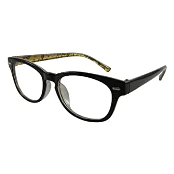 PKL lunettes sans correction unisexe verres neutres transparents nt-jb334-j