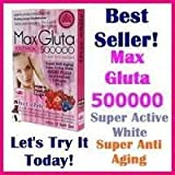 1 Pack Max Gluta 500000, + Collagen 60000mg + Mixed Berry,Omega 3 10 caps