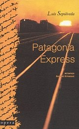 "Places of ""Patagonia Express (1995)"" by Luis Sepúlveda"