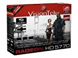31Y5bb3%2B0aL. SL160  Visiontek RaDEON HD 5770 1 GB GDDR5 PCIe Graphics Card (900300)