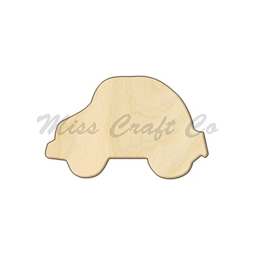 mini-beetle-car-wood-shape-cutout-wood-craft-shape-unfinished-wood-diy-project-all-sizes-available-s