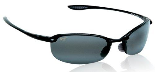Maui Jim Sport Sunglasses - Makaha - Tortoise with Maui Rose Lens - R405-10