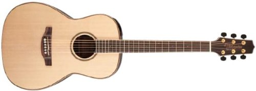 Takamine Gy93E-Nat New Yorker Acoustic-Electric Guitar, Natural