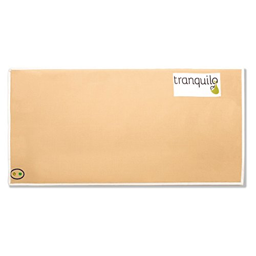 Buy Tranquilo Mat: The Portable Soothing Vibrating Baby Mat - CPSIA SAFE (Large - 22 x 12, Khaki)