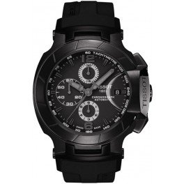 Tissot T-Race Automatic Black Dial Men's Watch #T048.427.37.057.00