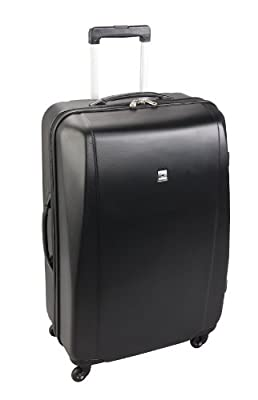 Skyflite Elan 70cm ABS 4-Wheel Large Trolley Suitcase / Hard Luggage