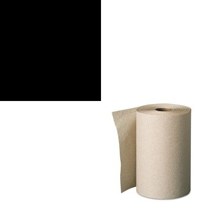 KITFPIEBC72FMANGEP26401 - Value Kit - Georgia Pacific Nonperforated Paper Towel Rolls (GEP26401) and Fresh Products Eco Fresh Bowl Clip (FPIEBC72FMAN)