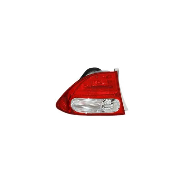 TYC 11 6166 91 Honda Civic Driver Side Replacement Tail Light Assembly