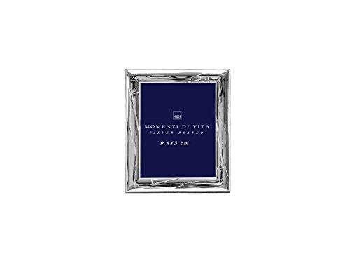 H&H Portafoto silver rilievo 9x13 Cornici e specchi