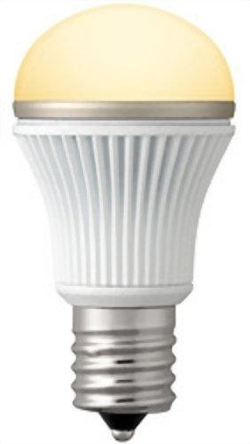 SHARP LED電球 電球色相当 E17口金 小型電球タイプ 4.5W 全光束250lm DL-J40AL