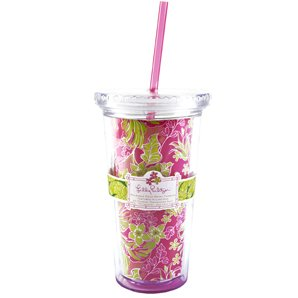 Lilly Pulitzer Tumbler - Luscious